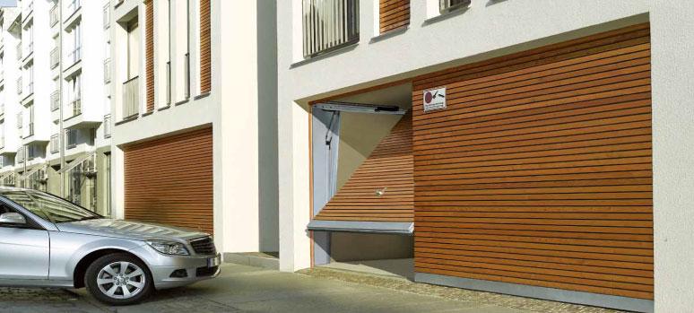 Puertas de garaje comunitario ET 500 / ST 500