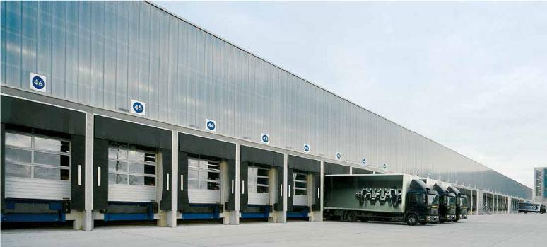 Puertas seccionales industriales-calidad-de-marca