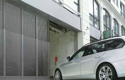 Puertas de garaje comunitario