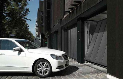 Sistemas de puertas para garajes comunitarios